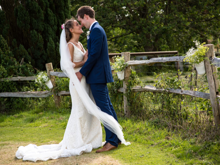 James and Ellie are photographed by Kent wedding photographer Helen Batt